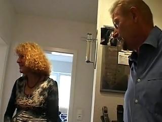 Tattooed Mature Blonde Fucked Ha