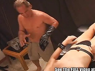 Manly Cunt Electro Tortured!