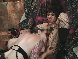 Cutie hot lesbo Amelia Dire ready to get sucked