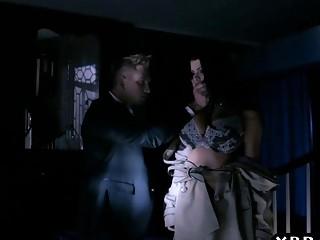 Big tits pornstar babe Peta Jensen first time anal fuck