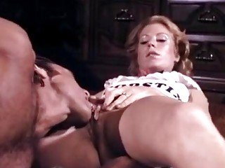 Samantha Morgan Serena Elaine Wells in classic sex scene