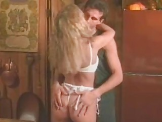 Victoria Paris Tianna Chessie Moore in vintage porn clip