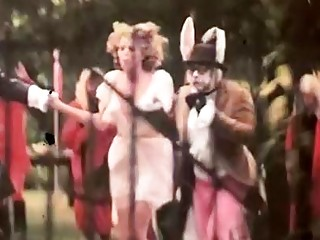 Kristine DeBell Bucky Searles Gila Havana in classic sex video