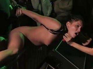 Defiant cutie punished and drilled