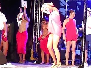 Nude contest Koversada 2017
