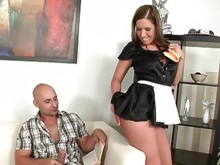 Susanna white french maid