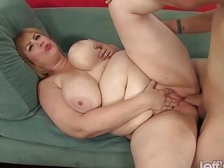 Jeffs Models  Stunning Busty Plumper Lila Lovely Taking Cock Compilation 3