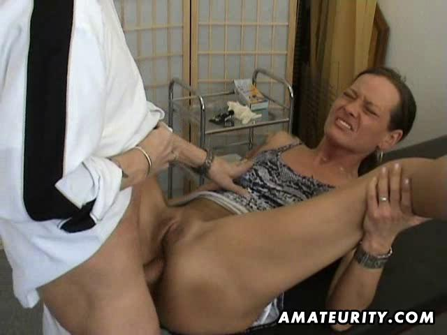Amateur Wife Anal Beads