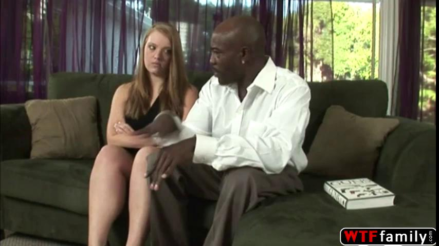 Hairy Black Creamy Pussy Solo